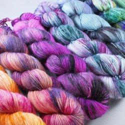 Buxton Wool Gathering - Exhibitors: HeyJay Yarns