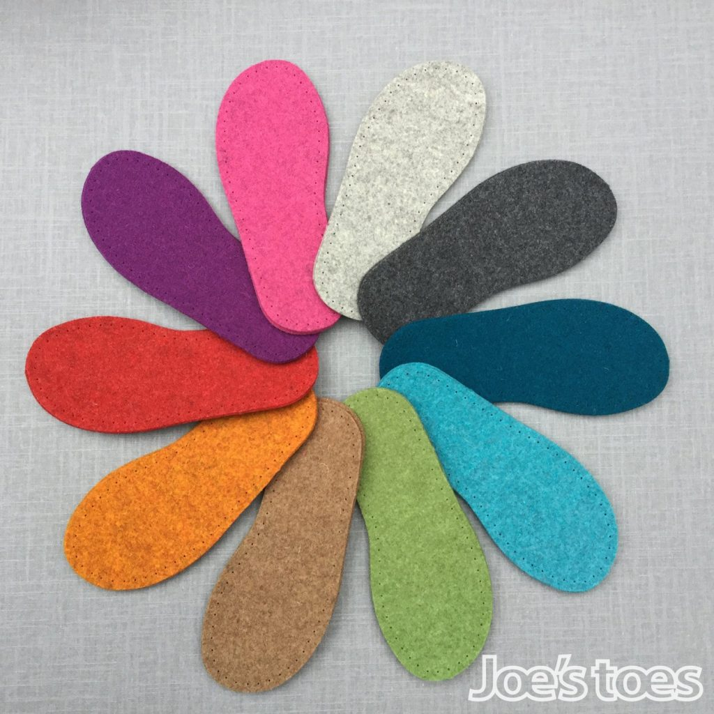 Joe's Toes