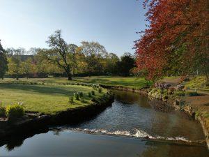 Pavilion Gardens park